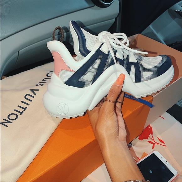8b712b4e1bb7 Louis Vuitton Shoes - Louis Vuitton Archlight Sneakers